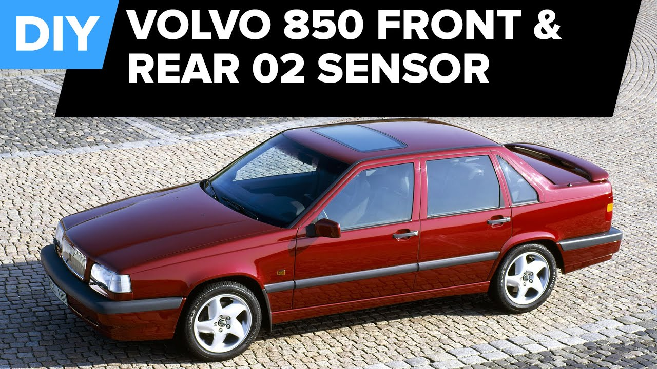 1996 Volvo 850 O2 Sensor Wiring Diagram Bots Volkswagen Oxygen Replacement Turbo Front Rear Youtube Golf