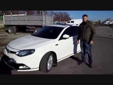 Видеообзор MG 6 by Autogalaktika