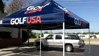 Golf Usa Quick Shade Tent