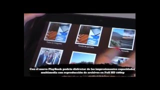 Video demostración de PlayBook Thumbnail