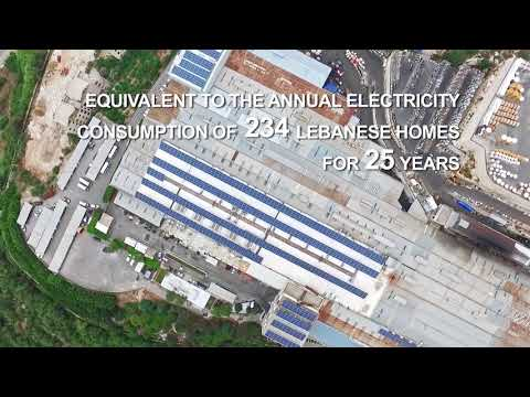 Liban Cables Solar PV Project - UNDP DREG