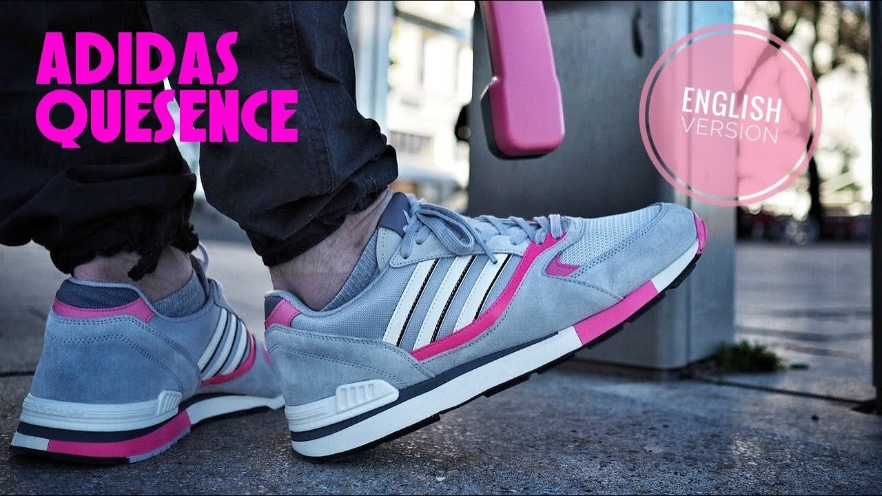 b59fb9af831 The Best Adidas without Boost since Ages    Adidas Quesence - YouTube
