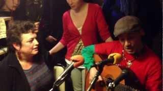 Manu Chao (acústico) - Mi vida 13/03/2013 Barcelona