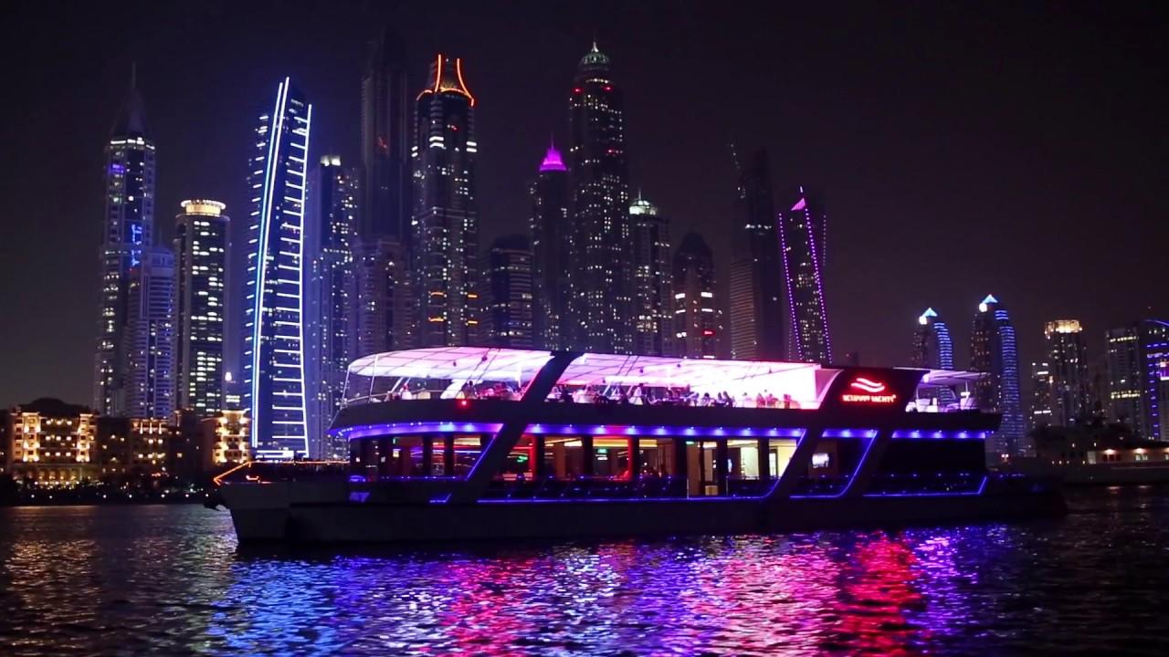 Dhow Cruise Dubai | Dinner Cruise Dubai Marina - Xclusive