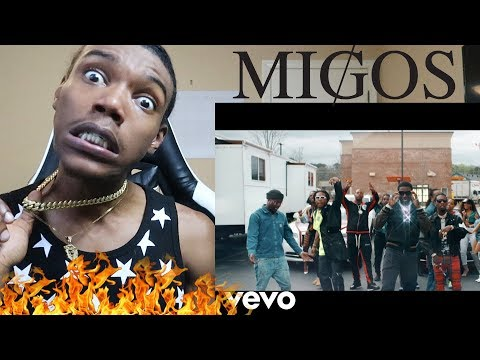 "Quality Control, Migos, Lil Yachty – ""Intro"" feat. Gucci Mane (Official Music Video) Reaction"