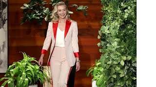 Portia de Rossi Explains Why She Quit Acting