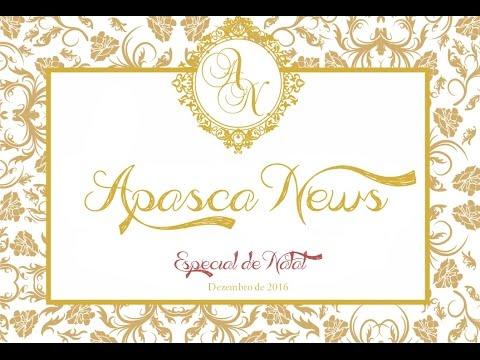Apasca News Especial De Natal - Dezembro 2016