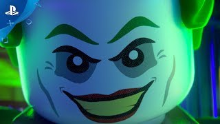 LEGO DC Super-Villains - Announce Trailer | PS4
