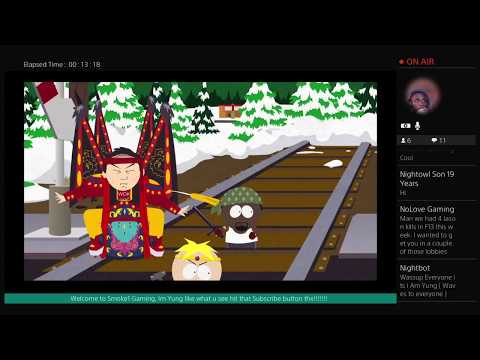 South Park sot : ( A fight they want ) [PlayStation 4 Platform] Smoke1 Gaming