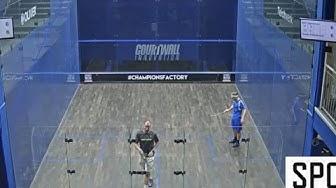 Squash Bundesliga: Sportwerk Hamburg 2 vs. Airport Squash