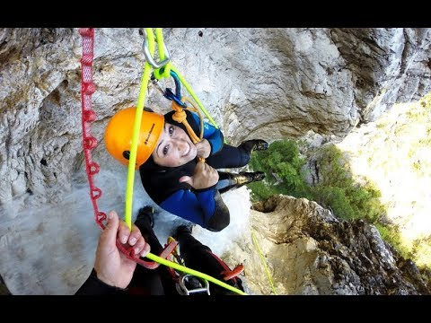 Canyoning Adventure in Slovenia by LIFE Adventures