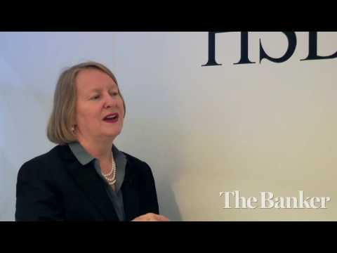 View from Sibos: Diane Reyes, HSBC, addresses liquidity ...