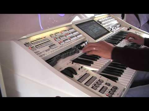 Samba Latino Medley On The Wersi Sonic OAX 800 Live