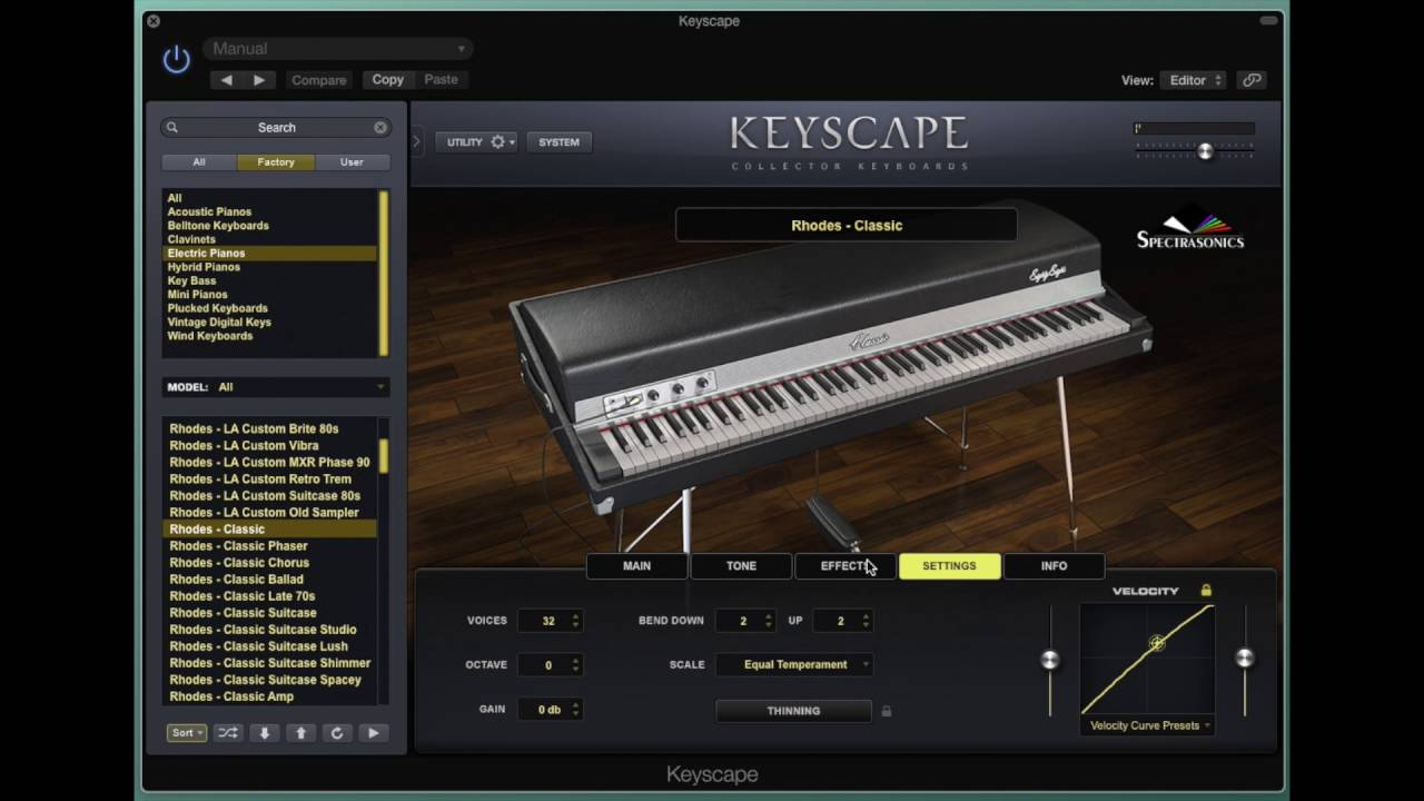 Spectrasonics Keyscape - First Impressions by Mike Pensini