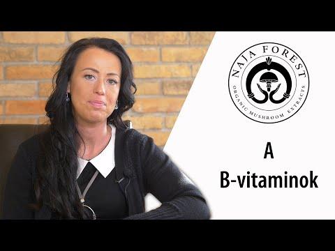 B vitaminok jótékony hatásai