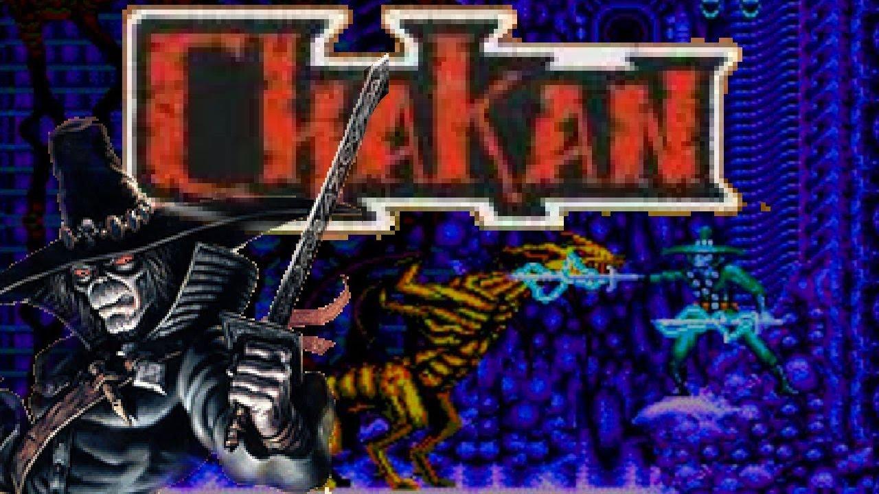 Download Chakan: The Forever Man  (Sega Genesis) Game Playthrough Retro game