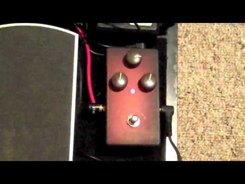 LOVEPEDAL ETERNITY BURST PEDAL DEMO
