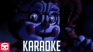 "FNAF Sister Location Song KARAOKE by JT Music - ""Join Us For A Bite"""