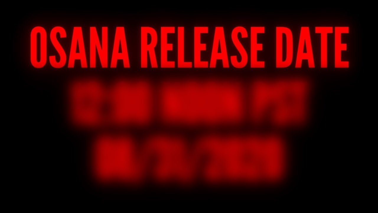 Osana Release Date Announcement