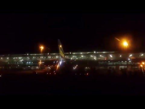 AIRPORT AT NIGHT IN ADDIS ABABA : BEST FLIGHT  NIGHT LANDINGS : AMAZING NIGHT LANDINGS VIDEOS