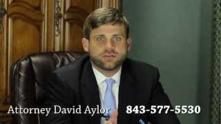 How to Defend a DUI Charge | Charleston SC DUI Lawyer David Aylor