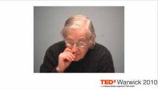 TEDxWarwick - Noam Chomsky - The Global Shift in Power in Politics