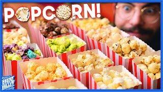 POPCORN GOURMET! - Taste Test