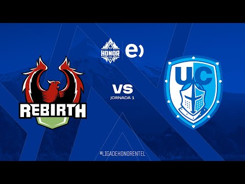 VOD: UC vs Rebirth - LDH 2020 - BO1