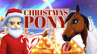 The Christmas Pony || Star Stable Online Christmas Movie + SC GIVEAWAY