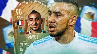 IS HE WORTH IT?! 90 RATED FLASHBACK PAYET PLAYER REVIEW! FIFA 19 Ultimate Team