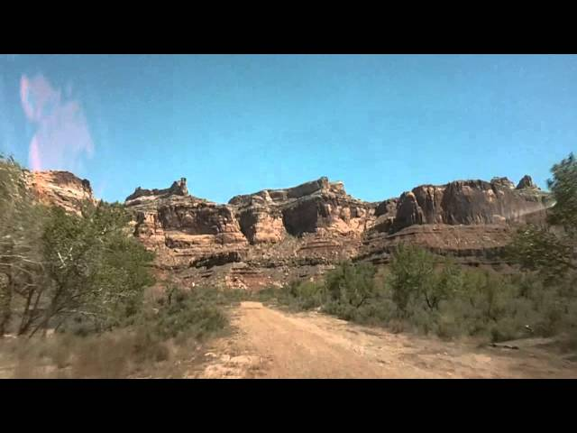 Mexican Mountain, UT - Approach and Landing (Utah backountry ) HD