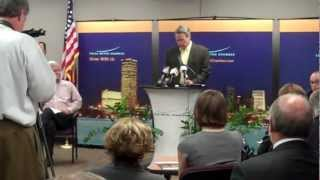 Avery Barron Industries Press Conference - Tulsa Chamber of Commerce