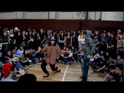 El-Dub Fight - Alex Vs Dato