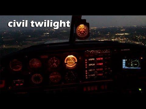 Civil Twilight - General Aviation