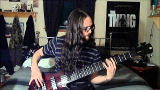 Porcupine Tree - The Sleep of No Dreaming Bass Cover