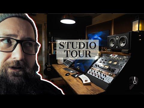 Recording STUDIO TOUR   2021