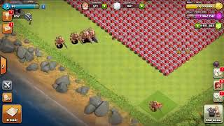 HA HA HA UNLIMITED BARBARIAN KING EVERYTHING UNLOCKED IN CLASH OF CLANS