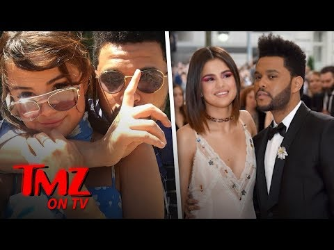 The Weeknd Whacked Selena | TMZ TV
