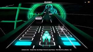 Audiosurf Kurupt Ft Daz, Young Roscoe & Jay-O Felony-Ride Wit Us Remix