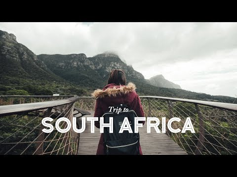Trip to South Africa | Vlog 01