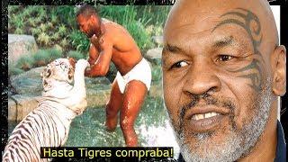 Así vive Mike Tyson en la Actualidad   El Boxeador que Gano 300 Millones y lo perdió Todo
