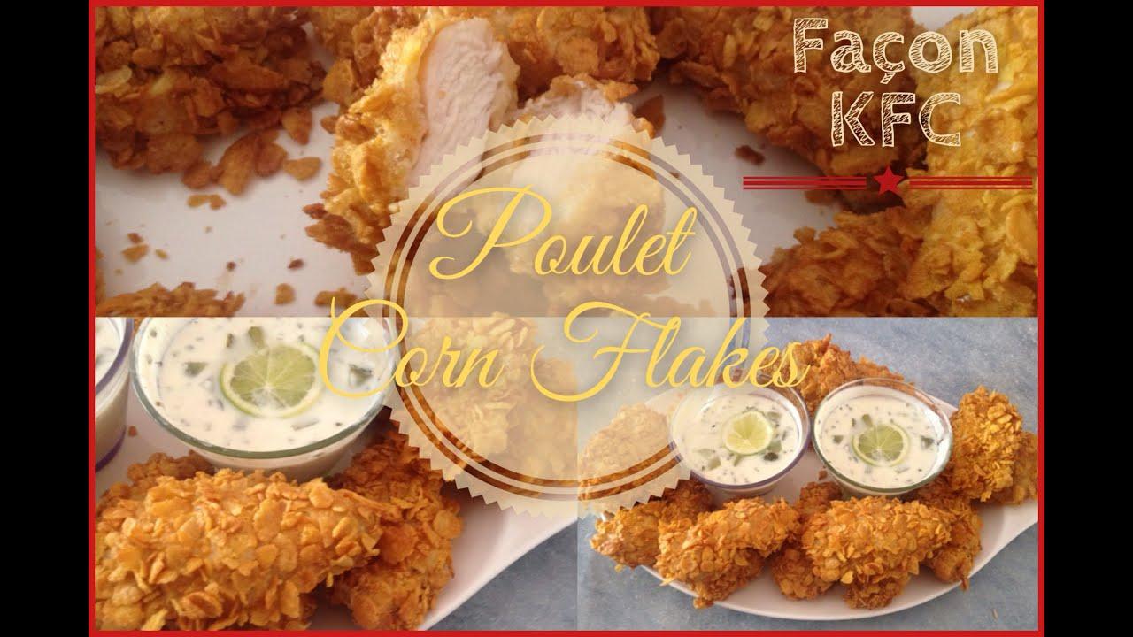 poulet facon kfc
