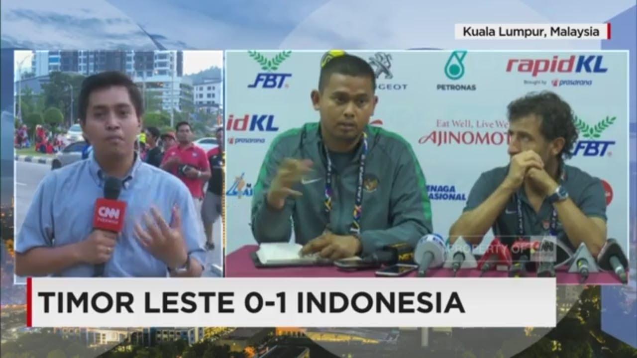 Nasib Evan Dimas di Timnas Indonesia vs Vietnam  Sea Games 2017 Malaysia  YouTube
