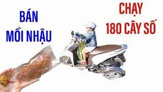 Hồi hộp xem người mẹ nhỏ bé nhất Việt Nam chạy xe giao hàng II ĐỘC LẠ BÌNH DƯƠNG