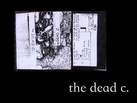 The Dead C - 43 Sketch For A Poster cassette