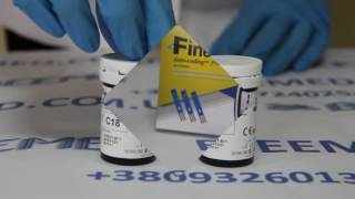 тест-полоски для глюкометра Fine Test. Видеообзор