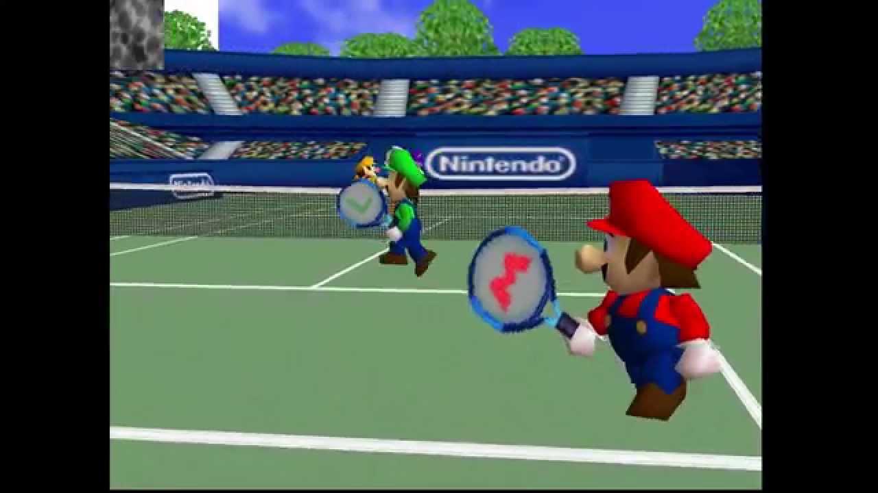 Project64 Emulator 2 1 0 1 | Mario Tennis [1080p HD] | Nintendo 64