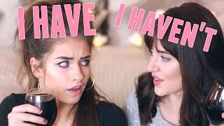 Never Have I Ever With My Sister! | Teenage VS Twentysomething | Melanie Murphy & Jessie B