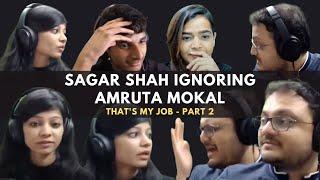JUSTICE for AMRUTA | That's My Job Ep. 23 - Part - 2 ft. @Vidit Gujrathi, Sagar Shah