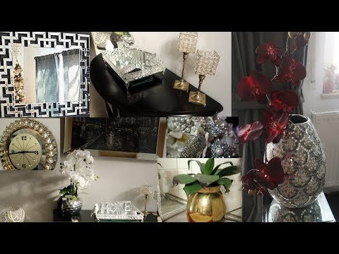 Home Décor | Its All About Glam& Metallics || Home Décor Inspiration